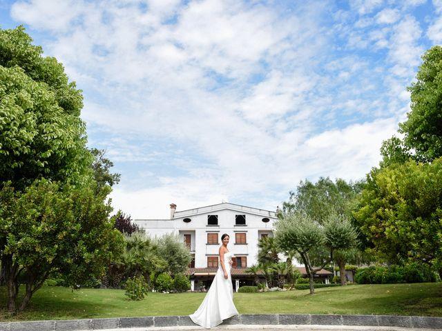 Il matrimonio di Paolo e Anna a Vico Equense, Napoli 12