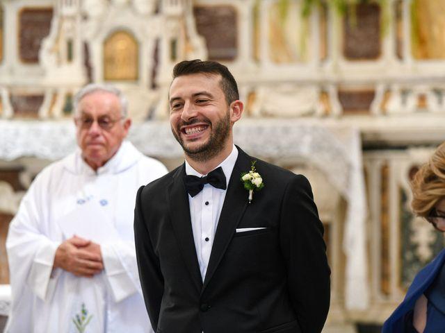 Il matrimonio di Paolo e Anna a Vico Equense, Napoli 21