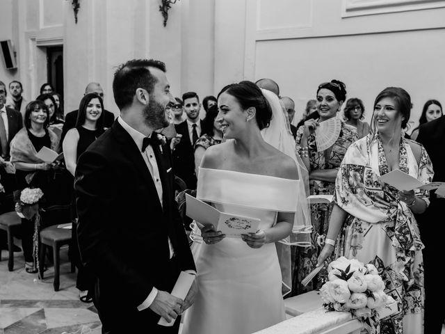 Il matrimonio di Paolo e Anna a Vico Equense, Napoli 25