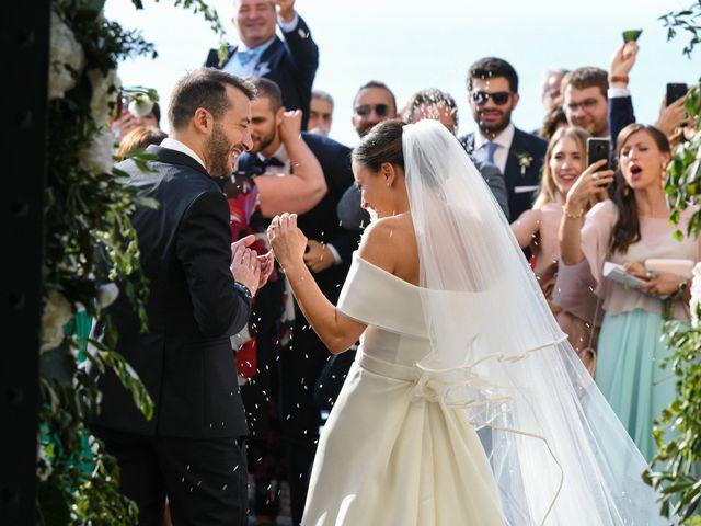 Il matrimonio di Paolo e Anna a Vico Equense, Napoli 28