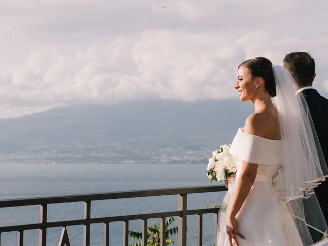Il matrimonio di Paolo e Anna a Vico Equense, Napoli 30
