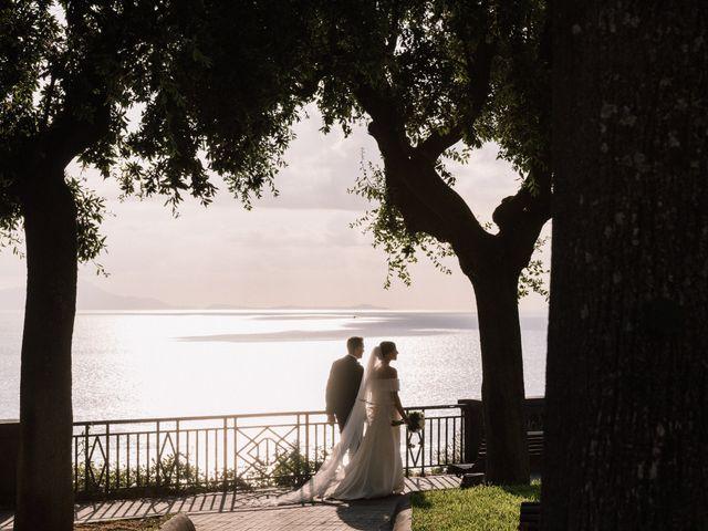Il matrimonio di Paolo e Anna a Vico Equense, Napoli 31