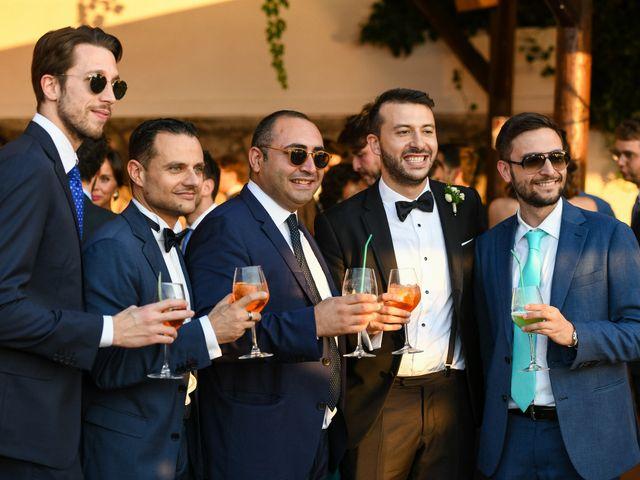 Il matrimonio di Paolo e Anna a Vico Equense, Napoli 40