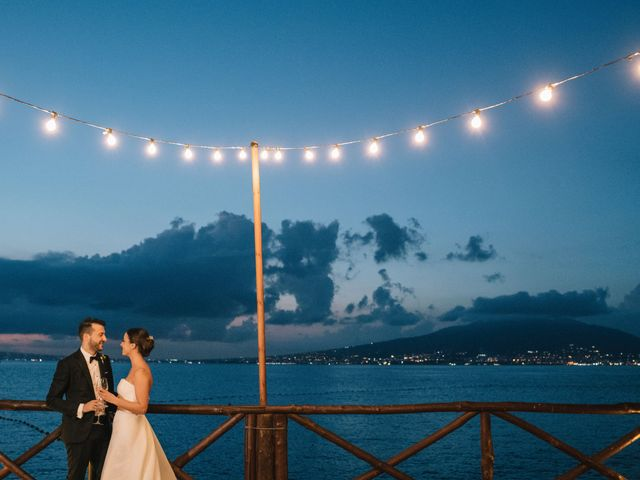 Il matrimonio di Paolo e Anna a Vico Equense, Napoli 2