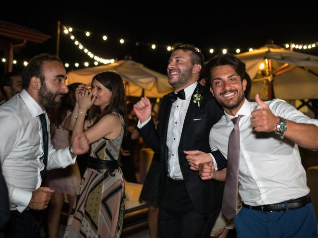 Il matrimonio di Paolo e Anna a Vico Equense, Napoli 50