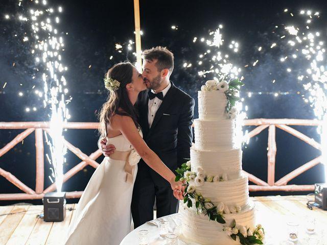 Il matrimonio di Paolo e Anna a Vico Equense, Napoli 51