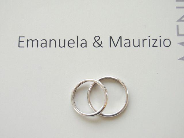 Il matrimonio di Maurizio e Emanuela a Canzo, Como 3