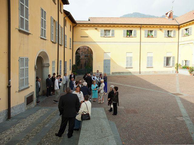 Il matrimonio di Maurizio e Emanuela a Canzo, Como 33