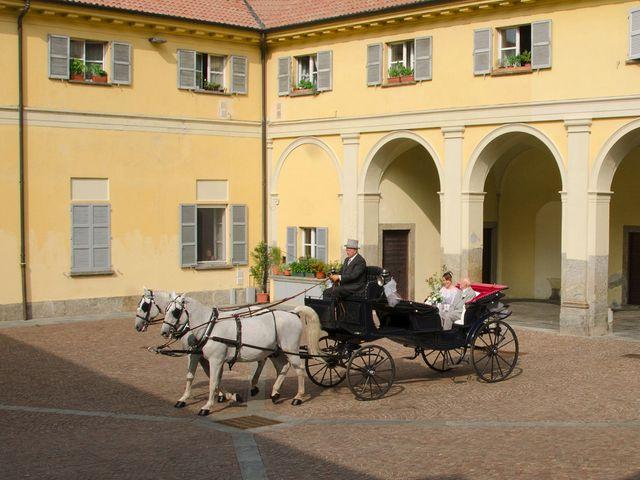Il matrimonio di Maurizio e Emanuela a Canzo, Como 34