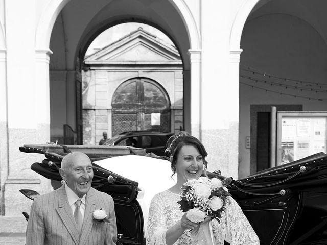 Il matrimonio di Maurizio e Emanuela a Canzo, Como 35