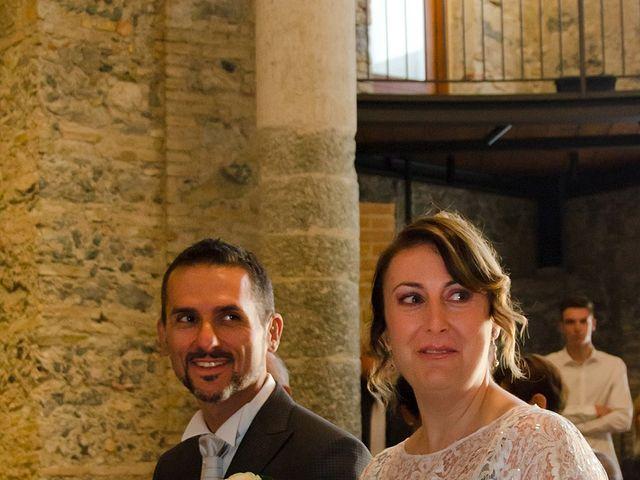 Il matrimonio di Maurizio e Emanuela a Canzo, Como 45