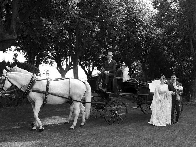 Il matrimonio di Maurizio e Emanuela a Canzo, Como 93