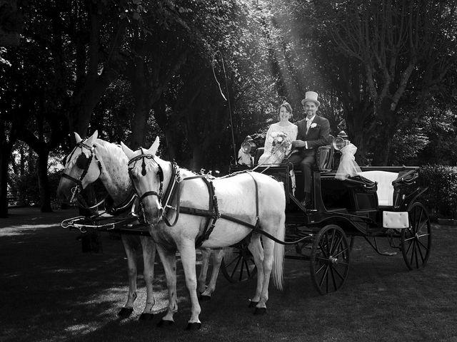 Le nozze di Emanuela e Maurizio