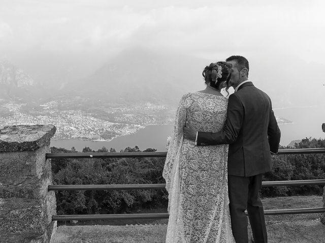 Il matrimonio di Maurizio e Emanuela a Canzo, Como 99