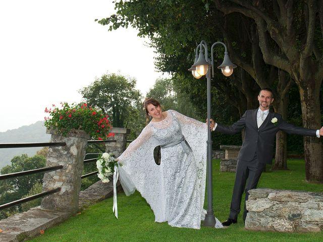 Il matrimonio di Maurizio e Emanuela a Canzo, Como 103