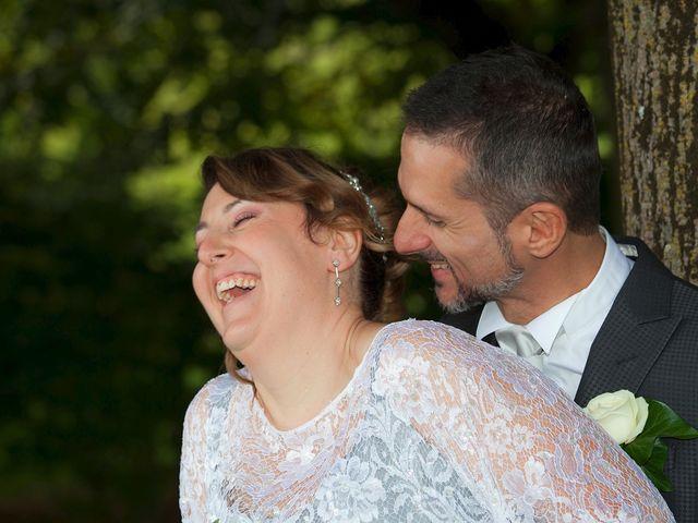 Il matrimonio di Maurizio e Emanuela a Canzo, Como 105