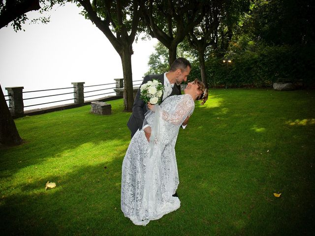 Il matrimonio di Maurizio e Emanuela a Canzo, Como 107