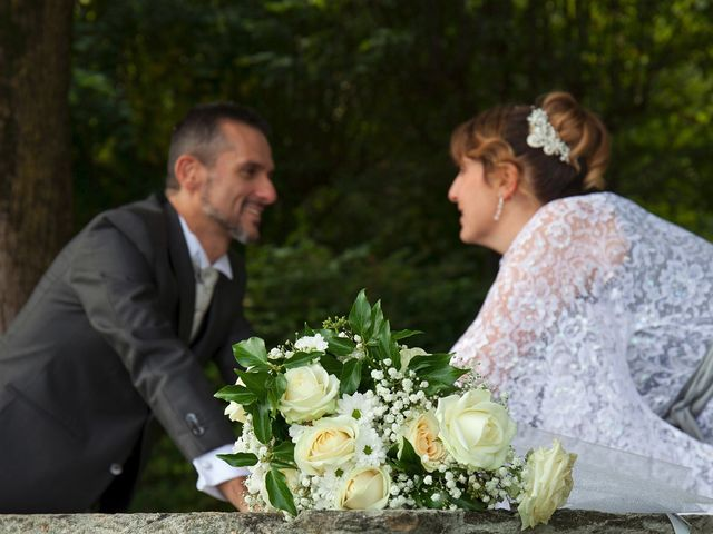 Il matrimonio di Maurizio e Emanuela a Canzo, Como 108