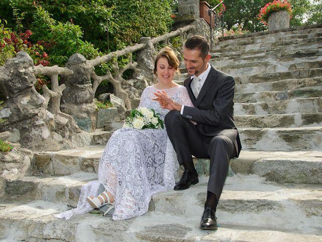 Il matrimonio di Maurizio e Emanuela a Canzo, Como 113