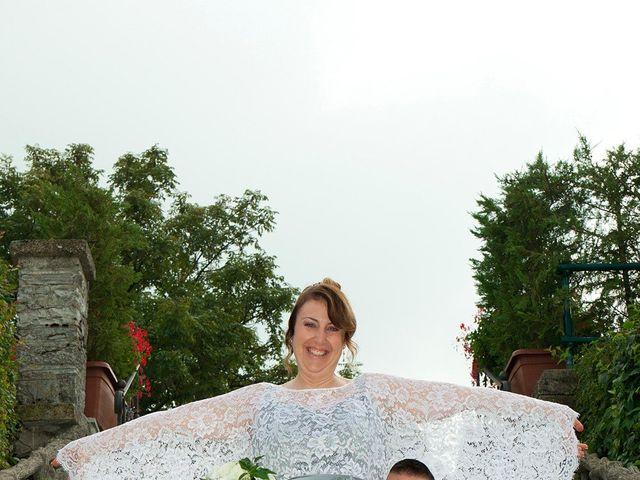 Il matrimonio di Maurizio e Emanuela a Canzo, Como 115