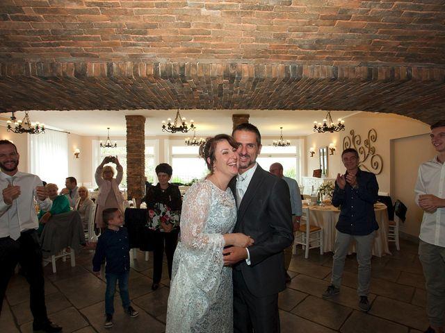 Il matrimonio di Maurizio e Emanuela a Canzo, Como 127