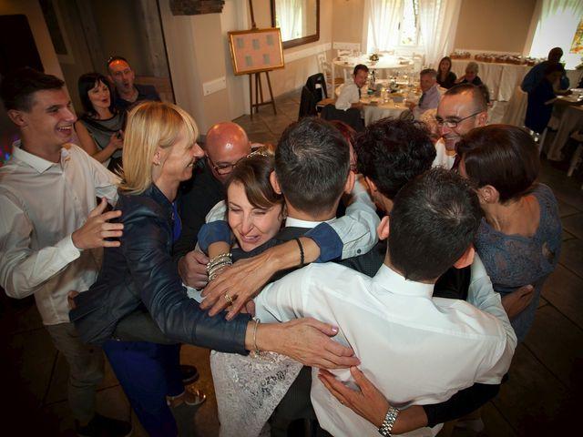 Il matrimonio di Maurizio e Emanuela a Canzo, Como 129