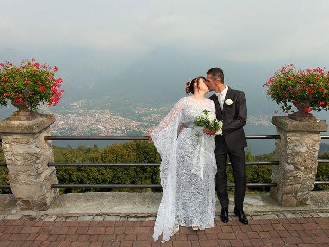 Il matrimonio di Maurizio e Emanuela a Canzo, Como 133