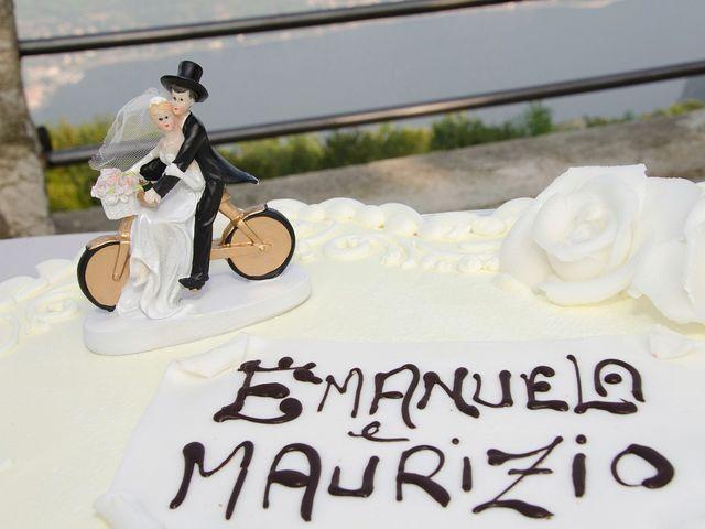 Il matrimonio di Maurizio e Emanuela a Canzo, Como 136