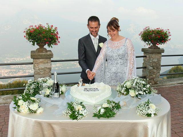 Il matrimonio di Maurizio e Emanuela a Canzo, Como 137
