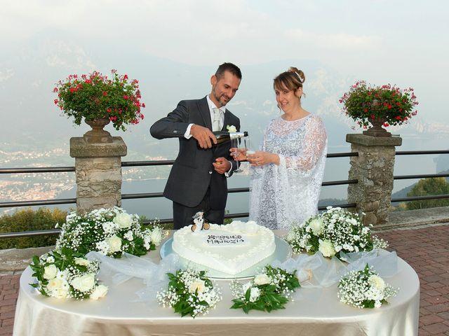 Il matrimonio di Maurizio e Emanuela a Canzo, Como 139