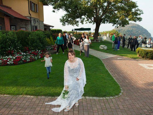 Il matrimonio di Maurizio e Emanuela a Canzo, Como 141