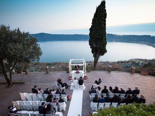 Il matrimonio di Massimiliano e Susanna a Marino, Roma 15