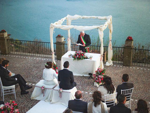 Il matrimonio di Massimiliano e Susanna a Marino, Roma 16