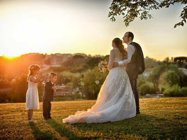 le nozze di Federica e Dario