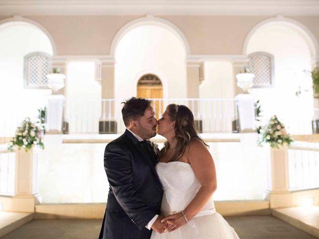 le nozze di Vera Cavallaro  e Alberto Trovato