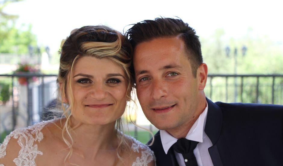 Il matrimonio di Valentina e Alberto a Manoppello, Pescara
