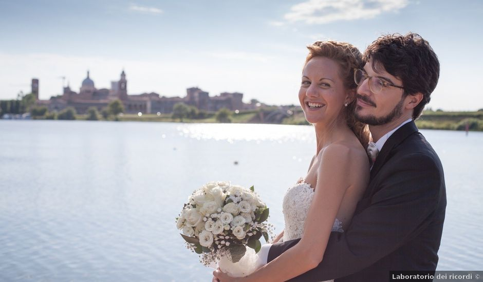 Il matrimonio di Matteo e Gaia a Mantova, Mantova