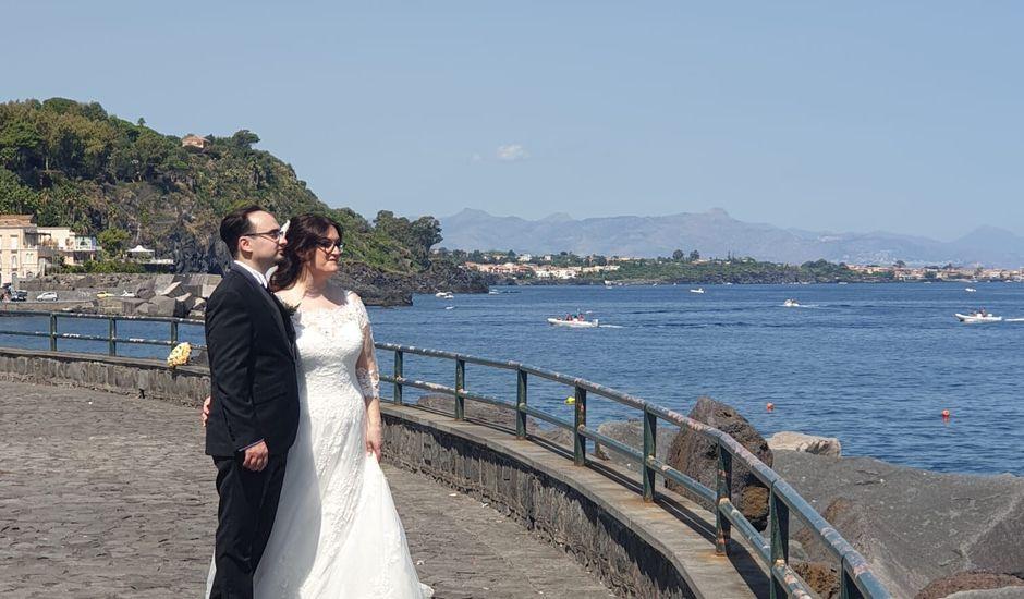 Il matrimonio di Cristina e Giuseppe a Aci Sant'Antonio, Catania