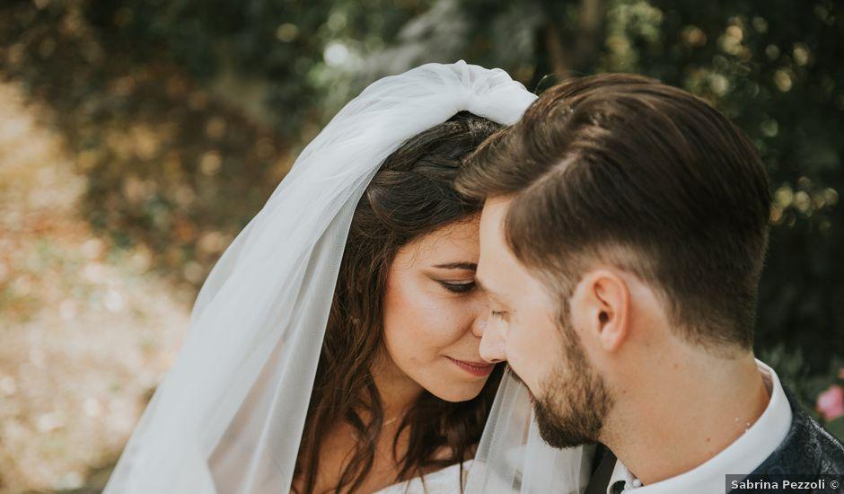 Il matrimonio di Matteo e Eliana a Arezzo, Arezzo