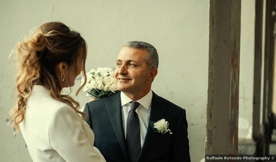 Il matrimonio di Oxsana e Andrea a Aversa, Caserta