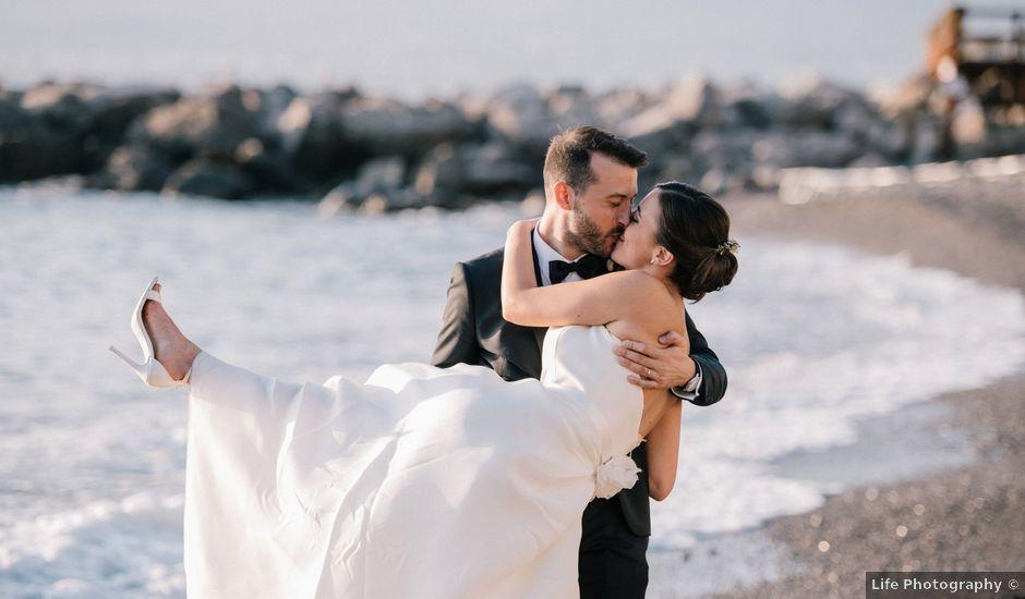 Il matrimonio di Paolo e Anna a Vico Equense, Napoli