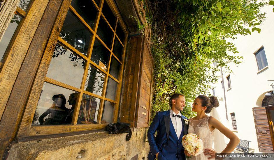 Il matrimonio di Alessio e Angela a Castelnuovo di Farfa, Rieti