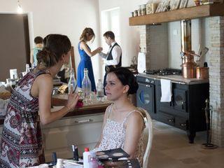 Le nozze di Alessandro e Giulia 1