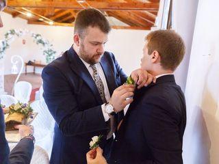 Le nozze di Alessandro e Giulia 2