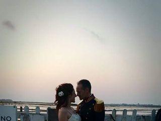 Le nozze di Cristina e Massimo 1