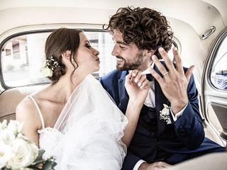 le nozze di Francesca e Michael