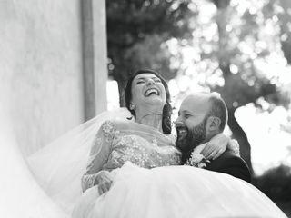 Le nozze di Serena e Francesco