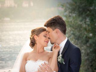 Le nozze di Ornela e Christian 1
