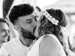 Le nozze di Miriam e Anthony 1