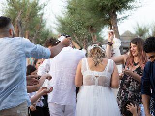 Le nozze di Miriam e Anthony 3